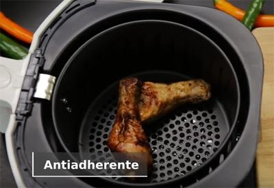 cesto freidora aire caliente lidl