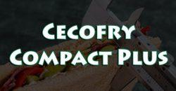 Cecotec Cecofry Compact Plus: Freidora sin Aceite
