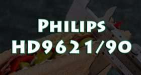 Freidora Philips HD9621/90
