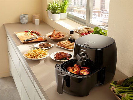 Freidora Philips HD9621/90 Airfryer
