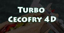 Turbo Cecofry 4D: Freidora Sin Aceite