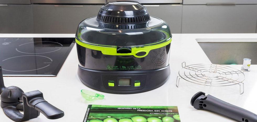 friggitrice senza olio cecofry