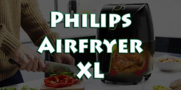 Philips HD9240/90 Avance Airfryer XL