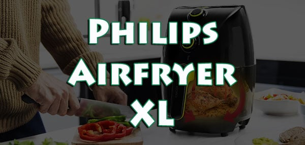 Philips HD9240/90 Avance Airfryer XL