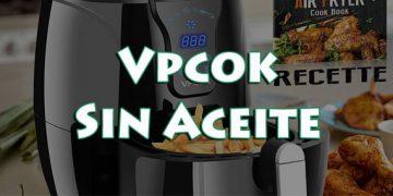 Freidora Vpcok sin Aceite