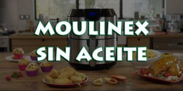 Freidoras sin Aceite Moulinex Easy Fry Deluxe EZ401D