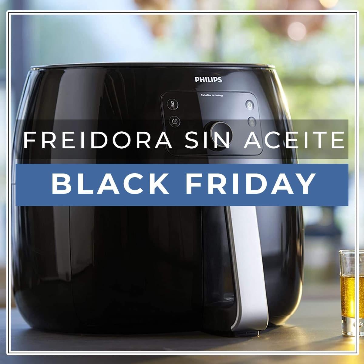black friday oil free fryer